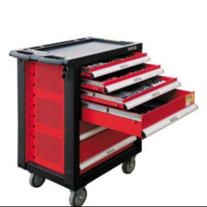 267pc 6-DRAWER TROLLEY TOOLS SET